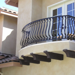 Balcony Railings Beverly Hills
